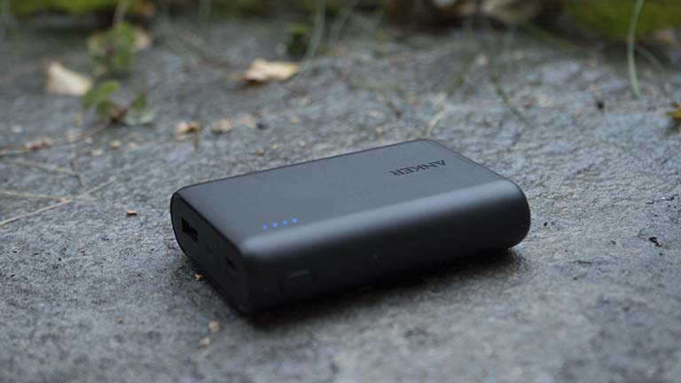 Portable charger to charge your gear