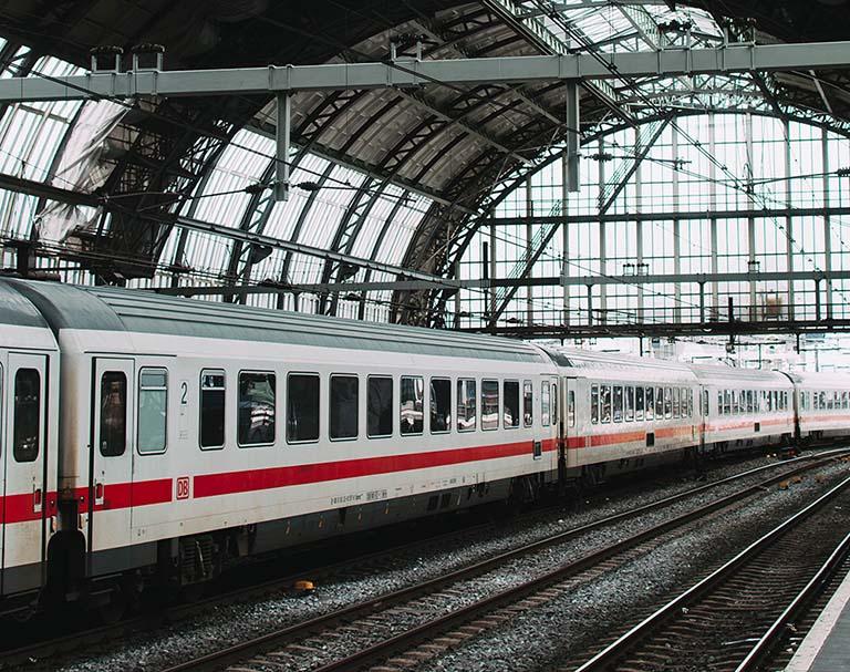 Interrail intercity
