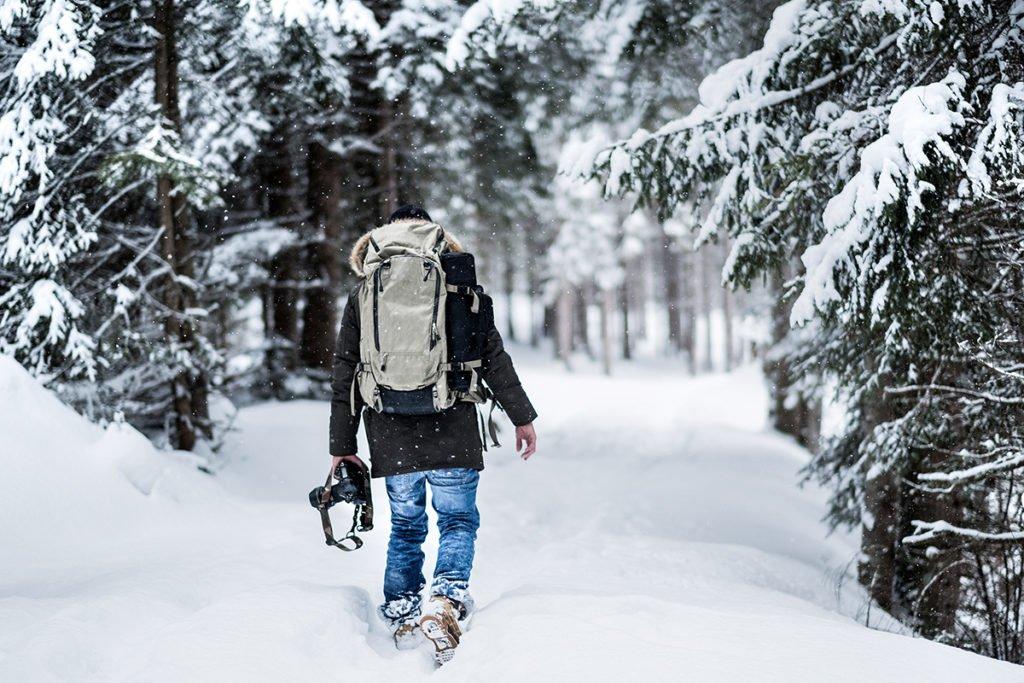 Gear for a wildlife photographer