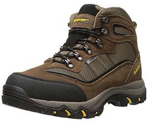 Hi-TEC waterproof hiking boot