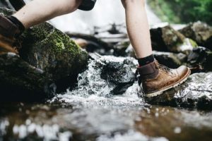 Waterproof cheap hiking boots