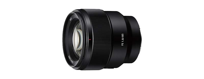 Sony 85mm prime travel lens